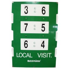 SCORE DISPLAY BOARD 50 X 65 CM
