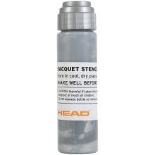 HEAD BLACK STENCIL