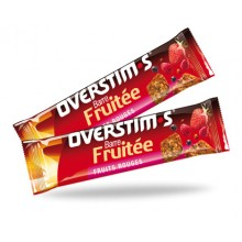 FRUITY BAR OVERSTIM-S - RED FRUIT FLAVOUR