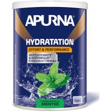 TUB OF APURNA DRINK DURING EFFORT 500G - MINT FLAVOUR
