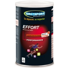 TUB OF ERGYSPORT FOR EFFORT 450G - ORANGE FLAVOUR