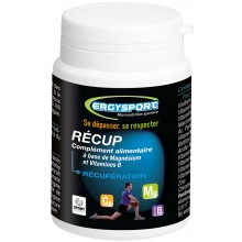 BOX OF 60 ERGYSPORT REGENERATION AFTER SPORT CAPSULES