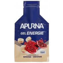 APURNA 35G 2H EFFORT ENERGY GEL - BANANA POMEGRANATE FLAVOUR