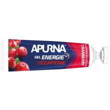 APURNA TOUGH SESSION ENERGY GEL  - CAFFEINE/CRANBERRY FLAVOUR