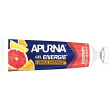 APURNA LONG DISTANCE ENERGY GEL  - CITRUS FRUIT FLAVOUR