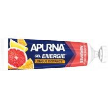 APURNA LONG DISTANCE ENERGY GEL  - CITRUS FRUIT FLAVOUR