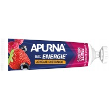 APURNA LONG DISTANCE ENERGY GEL  - RED BERRY FLAVOUR