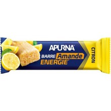 APURNA MELT ENERGY BAR - ALMOND LEMON