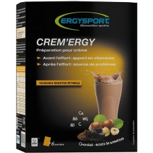 6 BAGS OF CREM'ERGY DRINK