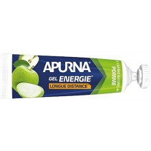 APURNA ENERGY GEL 35G LONG DISTANCE +2H EFFORT - GREEN APPLE FLAVOR