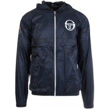 TACCHINI FOLLIN MONTE CARLO STAFF ZIPPED HOODED JACKET