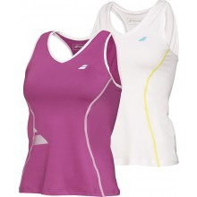TANK TOP BABOLAT WOMEN CROP CLUB 2016/2017