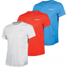 JUNIOR BABOLAT FLAG CORE CLUB T-SHIRT