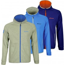 JUNIOR BABOLAT CORE CLUB ZIPPED HOODIE