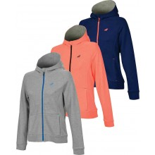 JUNIOR GIRLS BABOLAT CORE CLUB ZIPPED HOODIE