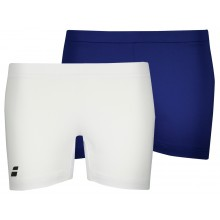 JUNIOR GIRLS BABOLAT CLUB CORE TIGHT SHORTS