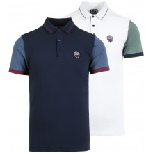 EA7 CASUAL SPORTY TENNIS POLO