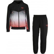 EA7 TRAINING DYNAMIC VENTUS7 ZIPPED TRACKSUIT WITH HOOD