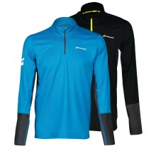 BABOLAT CORE CLUB 1/2 ZIPPED T-SHIRT