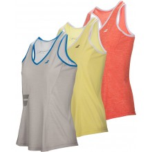 WOMEN'S BABOLAT CROP CORE CLUB TANK TOP