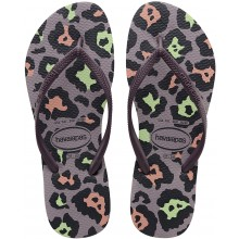 WOMEN'S HAVAIANAS FLIP-FLOPS SLIM ANIMALS