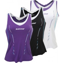 JUNIOR GIRLS' BABOLAT MATCH PERFORMANCE TANK TOP