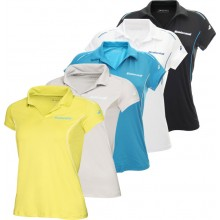 JUNIOR GIRLS BABOLAT CORE CLUB POLO