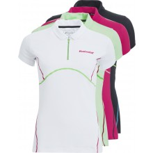 JUNIOR GIRLS' BABOLAT MATCH PERFORMANCE POLO