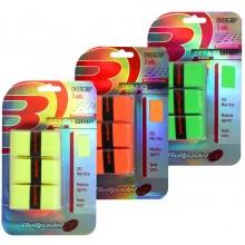 PACK OF 3 BULLPADEL GRIPS - GB1705