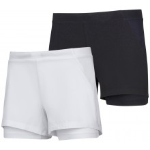 JUNIOR GIRLS' BABOLAT EXERCISE SHORTS