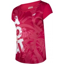T-SHIRT BABOLAT JUNIOR FILLE EXERCISE GRAPHIC