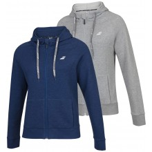 WOMEN'S BABOLAT EXERCISE ZIPPED HOODIE