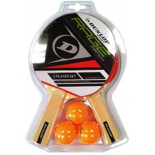DUNLOP RAGE MATCH TABLE TENNIS SET