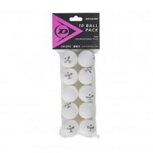 TT 40 DUNLOP RECREATIONAL PLAY X10 BALLS