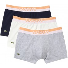 PACK OF 3 LACOSTE COURT BOXER SHORTS