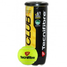 Tecnifibre Club 3-ball can