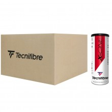 CASE OF 36 CANS OF 3 TECNIFIBRE X-ONE BALLS