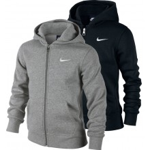 JUNIOR NIKE FLEECE ZIPPED JACKET