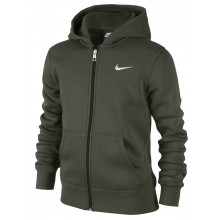 JUNIORS NIKE FLEECE ZIPPER JACKET
