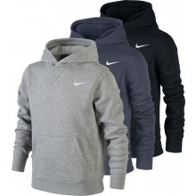 NIKE SWEATSHIRT WITH HOODIE YA76 BRUSHED FLEECE