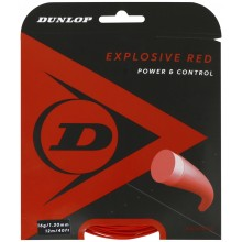DUNLOP EXPLOSIVE RED STRING PACK