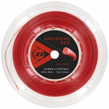 DUNLOP EXPLOSIVE RED STRING REEL