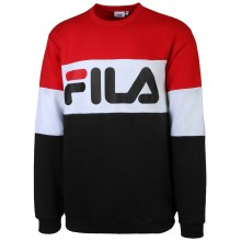 FILA 3 COLOURS CREW NECK SWEATER