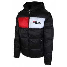 FILA FLOYD PUFF JACKET WITH HOOD