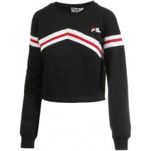 FILA CROPPED TOP AJA LONG-SLEEVE T-SHIRT