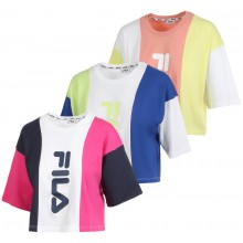 WOMEN'S FILA BAI CROPPED TOP T-SHIRT