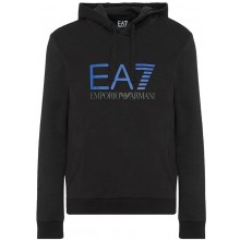 EA7 TRAIN LOGO SERIES EXTENDED SWEAT TOP
