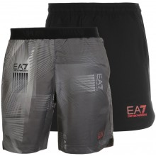 EA7 FOGNINI TENNIS SHORTS