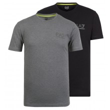 EA7 NATURAL VENTUS 7 T-SHIRT