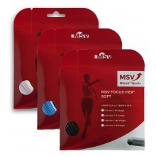 STRING MSV FOCUS HEX SOFT (12 METRES)